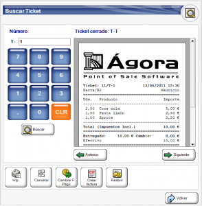 Ágora Software TPV